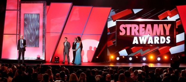 3rd Annual Streamy Awards - Show