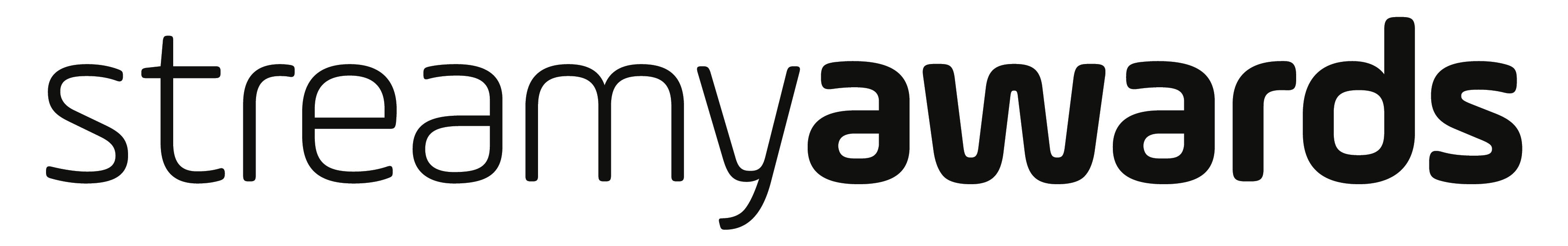2016_Streamys Logo_Horizontal