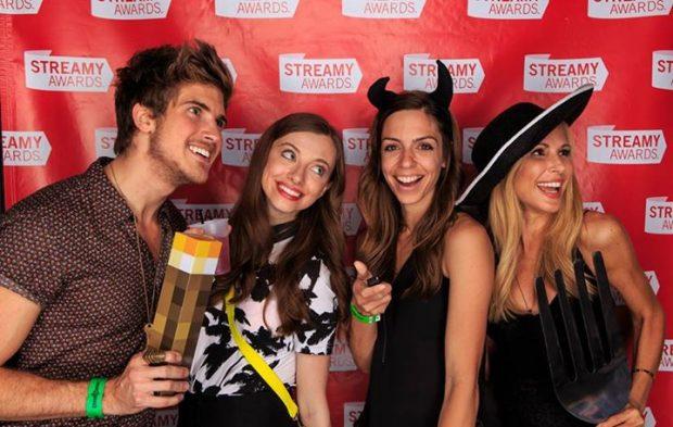 Streamys at VidCon 2014