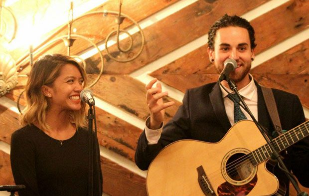 Us The Duo Bring Perfect Harmony to the Streamys ICON Dinner
