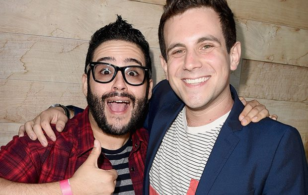 PHOTO GALLERY: Behind the Scenes at Streamys Nominations