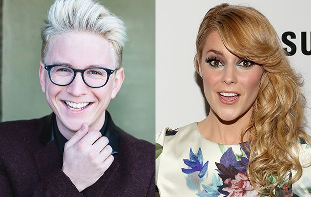 Grace Helbig and Tyler Oakley to Host the 5th Annual Streamy Awards