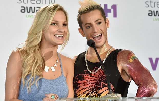6 GIFs of Frankie Grande Slaying the Streamys Nominations Event