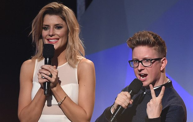 Which Stars Had the Most Fun at the Streamys?