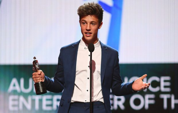 Where Is Entertainer of the Year Cameron Dallas Now?