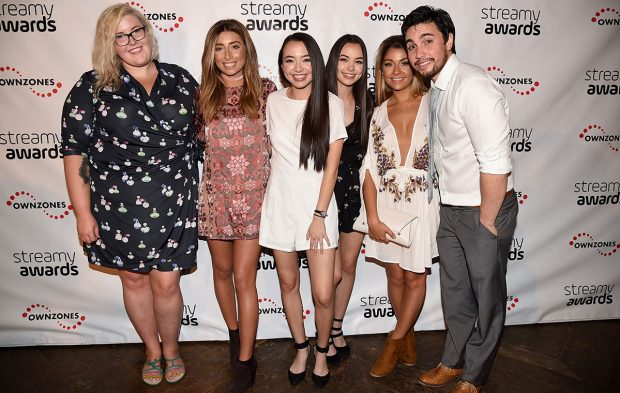 2016 Streamy Awards Nominees React to Their Noms