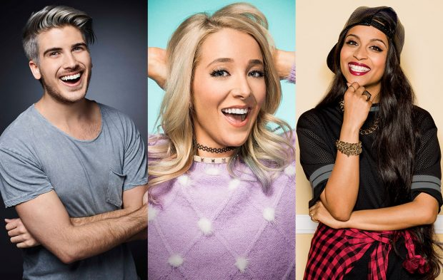 Who's Presenting at the 6th Annual Streamy Awards?