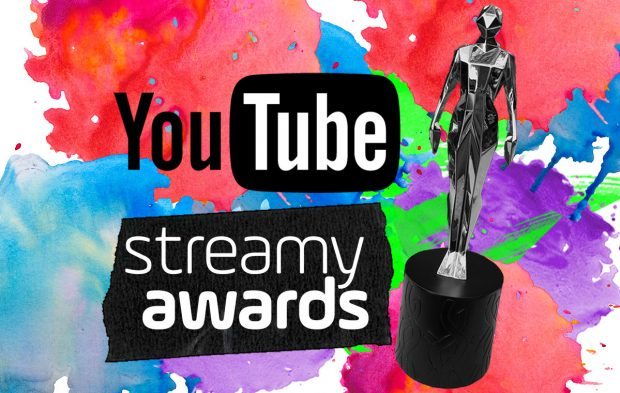 YouTube to Serve as Live Streaming Partner for Streamys