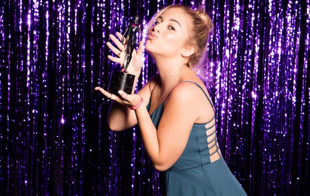 The Streamys Nominee Reception Photo Booth Was Lit