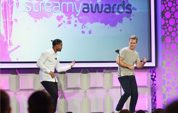 9 Moments That Made the 2016 Streamys Totally Amazing