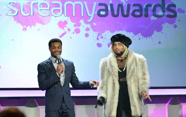 Photo Gallery: Inside the 6th Annual Streamy Awards