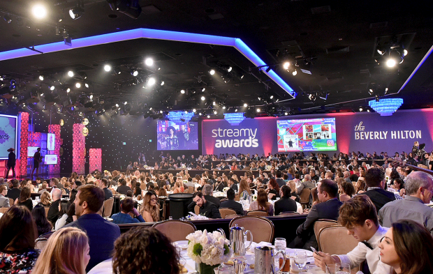 "Announcing ""The Purpose Awards @ the Streamys"""