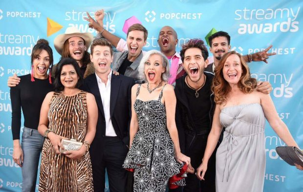 24 Winners Announced at the Streamys Premiere Awards