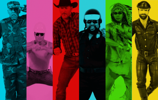 These Village People GIFs Are A Rainbow Of Perfection