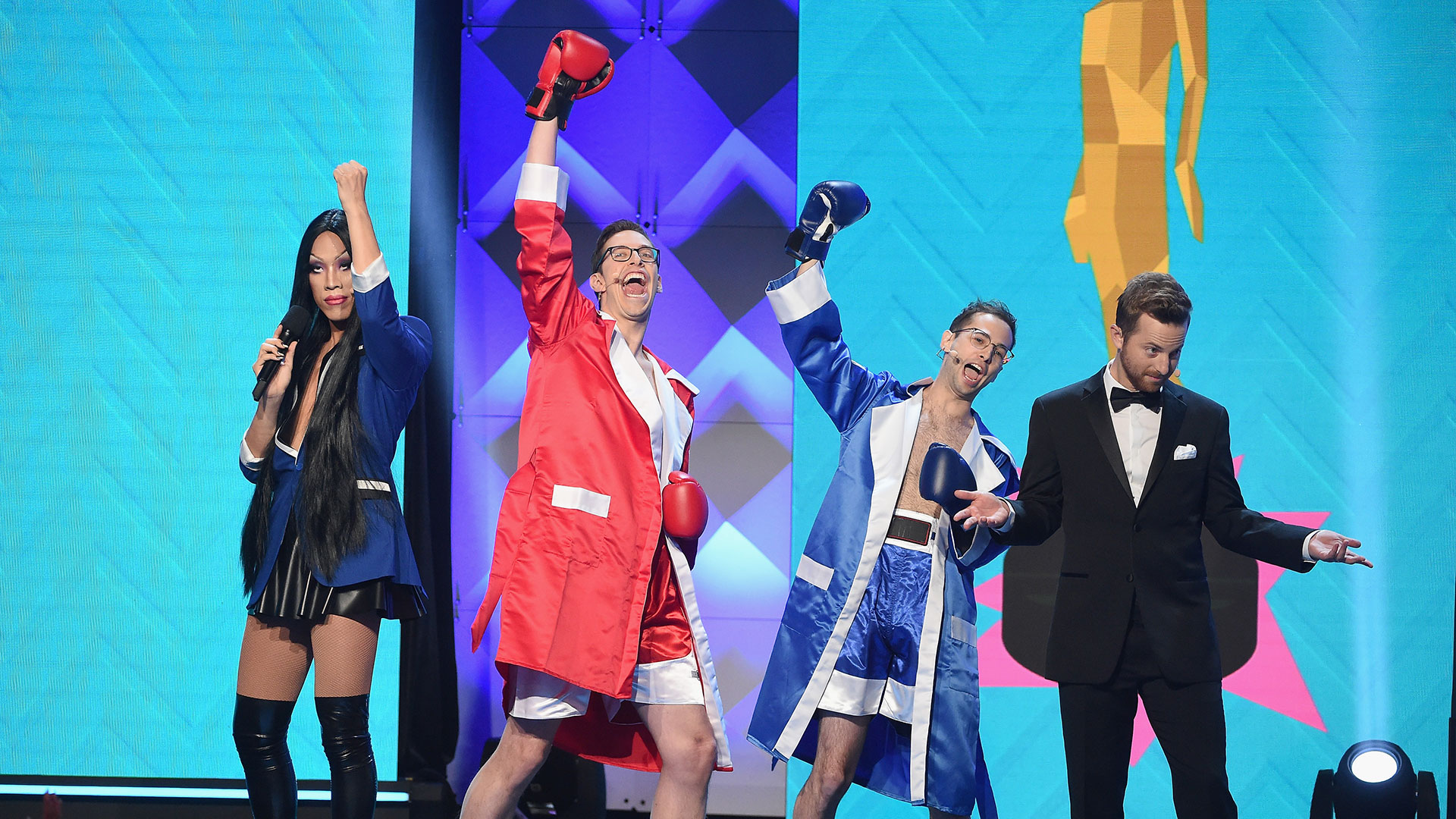 Winners Announced For The 8th Annual Streamy Awards The