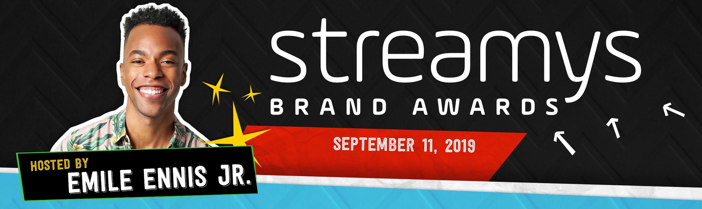 2019 Streamys Brand Awards